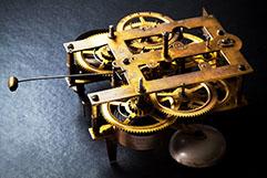 時計修理の流れ